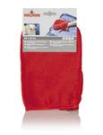 NIGRIN 71113 Перчатка для удаления шерсти домашних животных с обивки автомобиля.